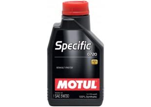 Motul SPECIFIC 0720 5W-30